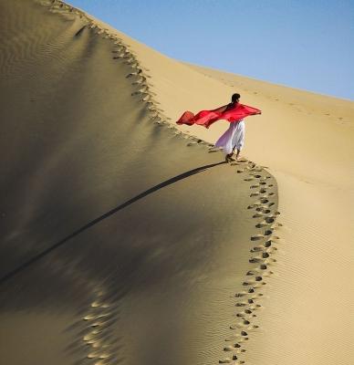 与沙漠相约